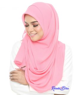 2Loops Bawal Chiffon | Pink