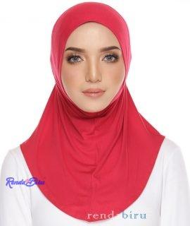 Cotton Lycra Inner | Red