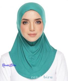 Cotton Lycra Inner | Turquoise