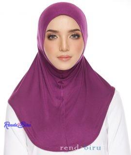 Cotton Lycra Inner | Dark Violet