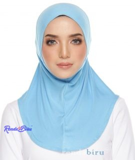 Cotton Lycra Inner | Lite Blue