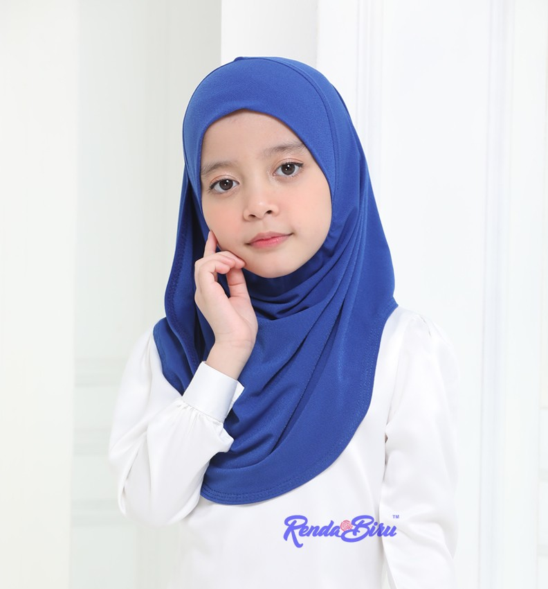 NAYLA KIDS | ELECTRIC BLUE
