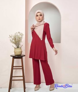 WOMEN BLOUSE | RED